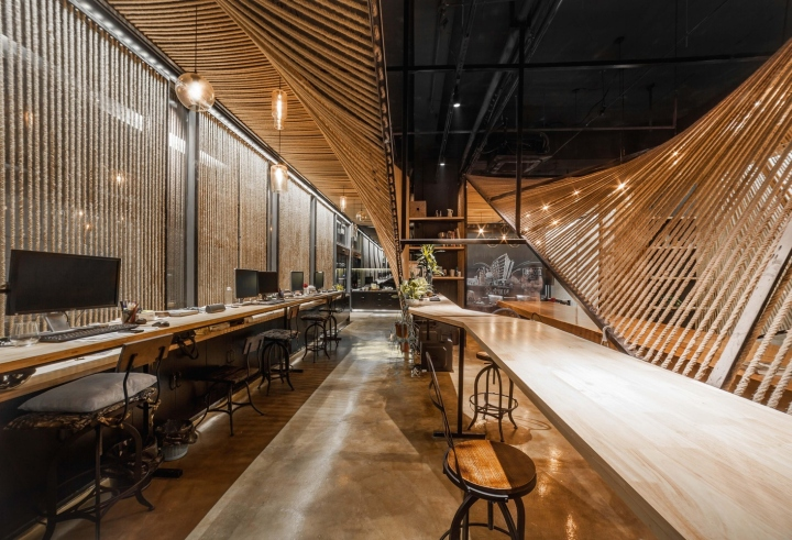 u00bb rope wave office by usual studio   ten
