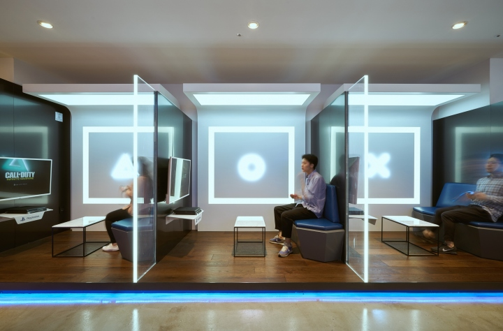 187 Sony Playstation Lounge By Studio Ima Seoul South Korea