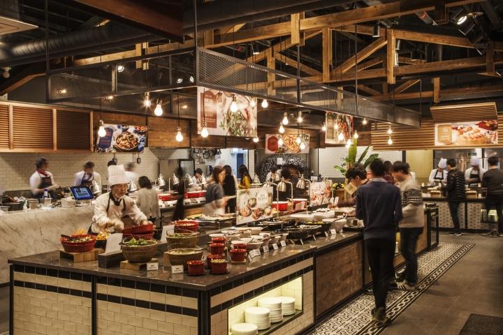 Vips Restaurant By Cj Foodville Mapo Gu Seoul
