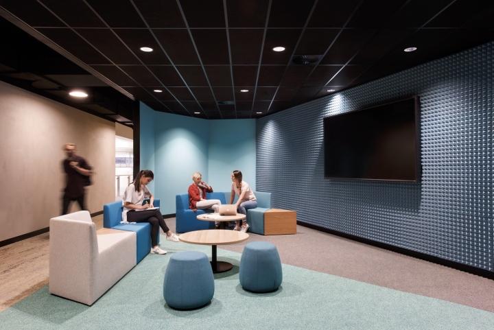 Western Sydney University Campus By Woods Bagot Parramatta Australia Amazing Interior Design Courses Brisbane Concept