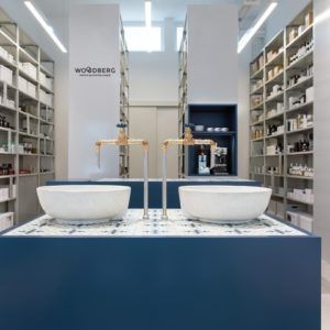 187 Petrol Industries Office And Show Room By Vds