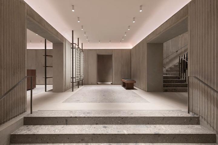 巴黎Zadig&Voltaire旗舰店设计