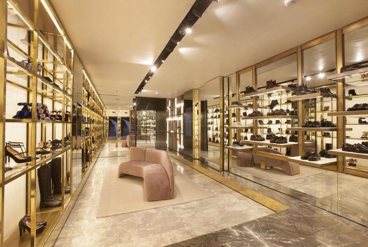 Zita fabiani boutique by marco costanzi roma italy for Fabbian arredamenti
