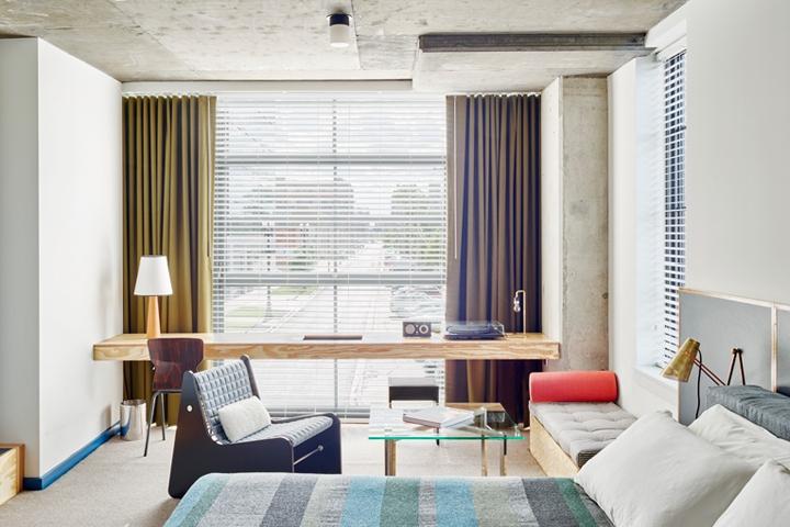 Ace hotel chicago illinois retail design blog for Ace hotel chicago interior design