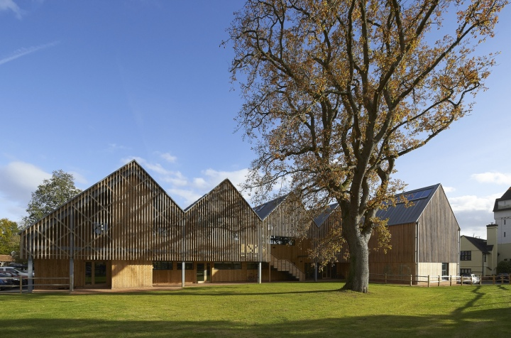 187 Bedales School Art And Design By Feilden Clegg Bradley