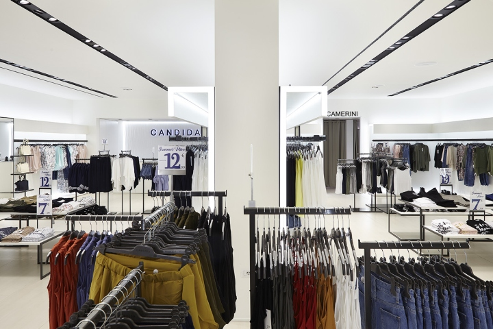 candida megastore by christopher ward salerno italy On mobilia mega store salerno