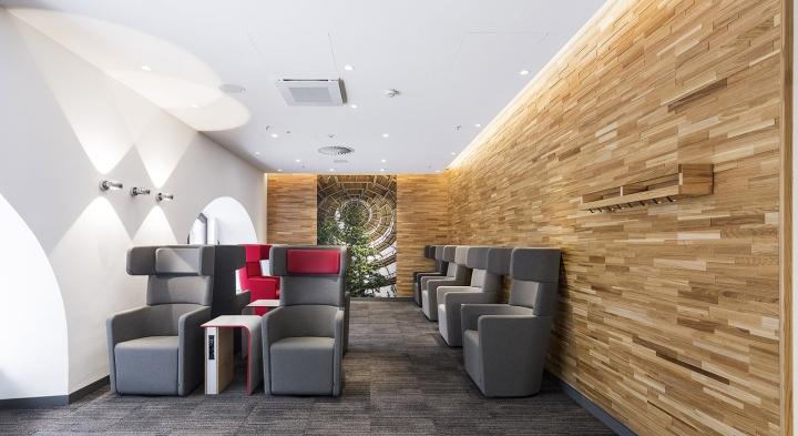 187 Deutsche Bahn Lounge By Cri Cronauer Romani Interior