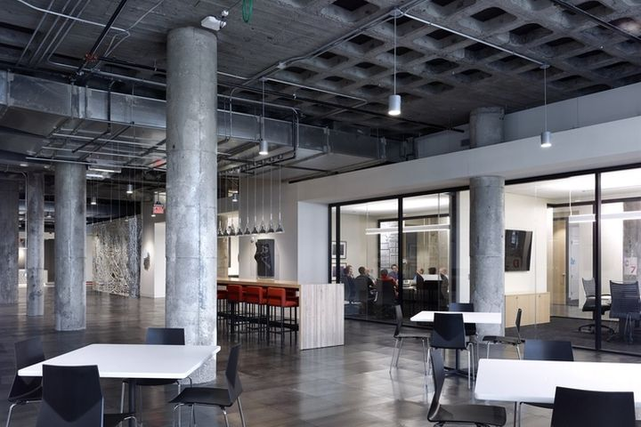 Commercial Interior Design Firms Cleveland Ohio