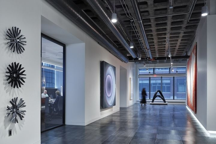 Dealer Tire Office by Vocon, Cleveland u2013 Ohio u00bb Retail Design Blog
