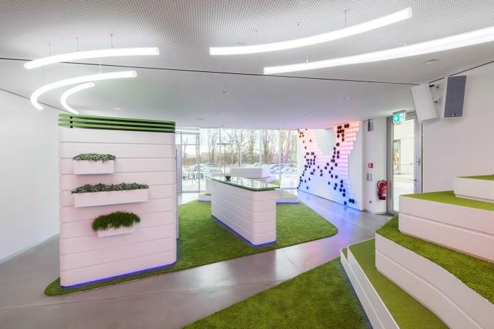 digital garden by d sseldorf germany retail. Black Bedroom Furniture Sets. Home Design Ideas