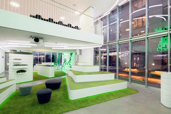 Digital Garden by mo.studio, Düsseldorf – Germany