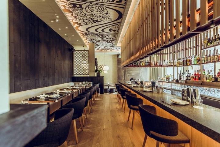 Issho leeds restaurant by designlsm leedes uk retail