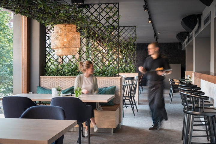 Zinc Has Assisted Kjkken Bar With The Design Of Their New Restaurant Located In Oslo City Center Is A Family Run Eatery And Been