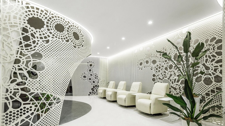Lily Nails Salon By Archstudio Beijing China