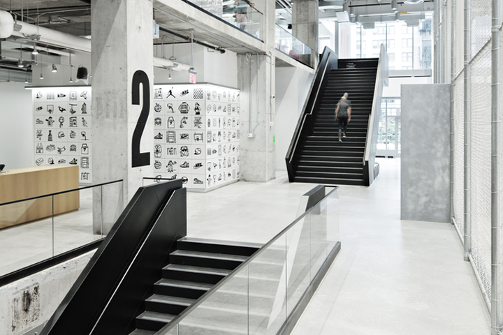 Nike is in a New York state of mind upon completion of their new colossal  office space in Midtown. WeShouldDoItAll (WSDIA) serves as creatives on ...