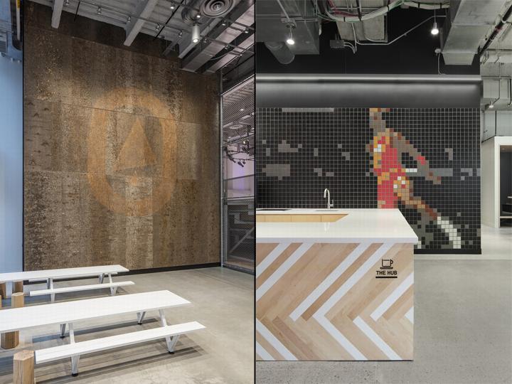 187 Nike New York Headquarters By Wsdia New York Usa