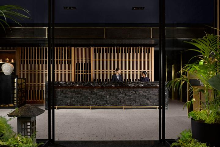 伦敦Nobu酒店设计