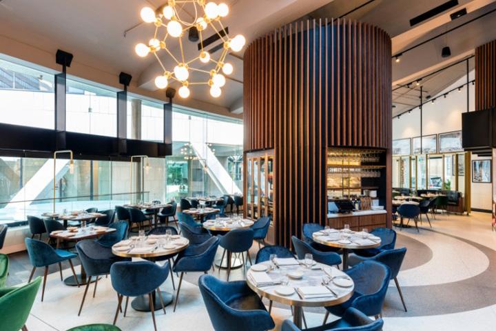 Rosetta restaurant sydney australia retail design blog for Australian cuisine restaurants sydney