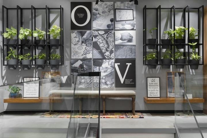 designer regal sendai crystal toyo ito, tulips store by 4d, delhi – india, Möbel ideen