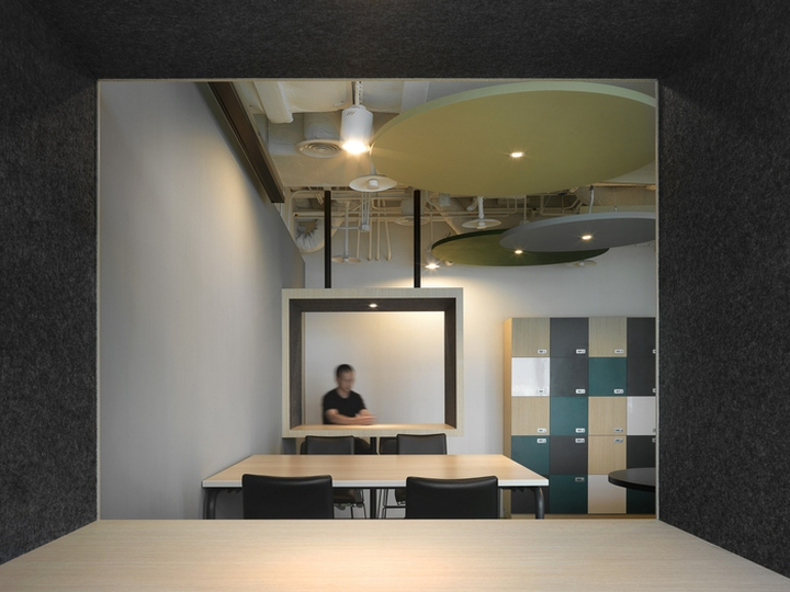 Taipei 101 cloud coworking office by ida workplace strategy