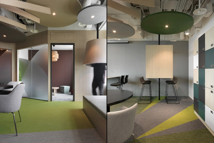 Taipei 101 cloud coworking office by ida workplace for Office design 101