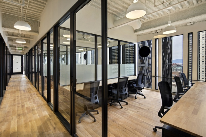 Wework embarcadero center coworking offices by msa - Architectural designers near me ...