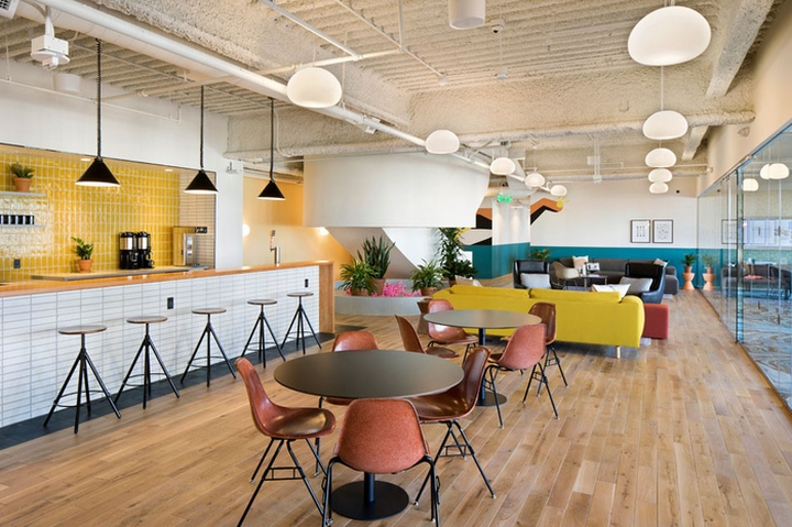 187 wework embarcadero center coworking offices by msa