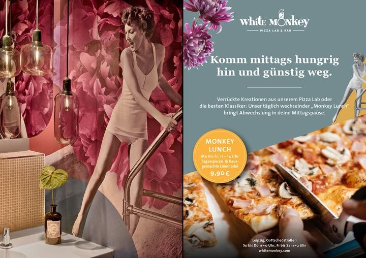 White Monkey Pizza Lab & Bar, Leipzig
