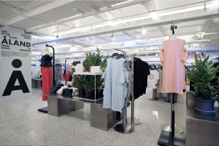 ALAND store opening, Bangkok – Thailand