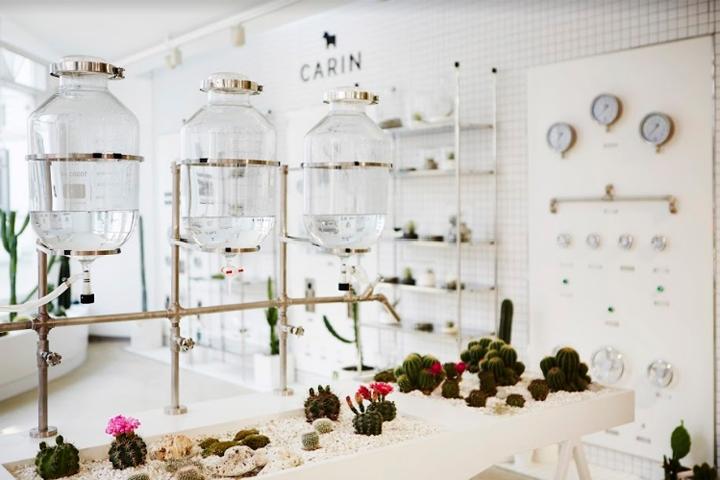 Interior Design Stores eyewear » retail design blog
