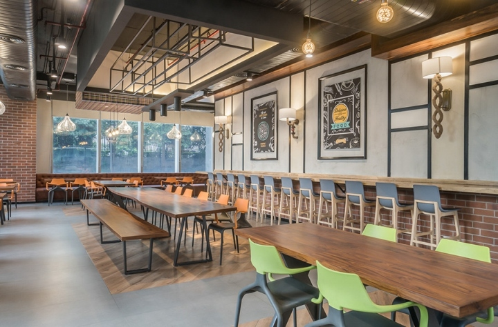 187 Cafeteria For Sap By The Blue Leaves Design Group