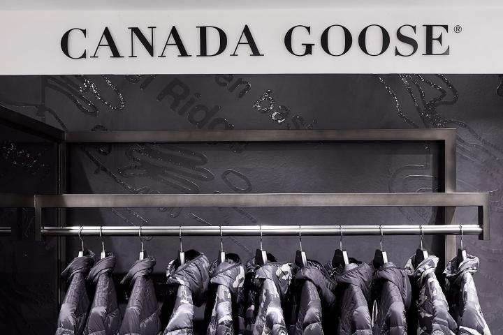 canada goose shop in uk