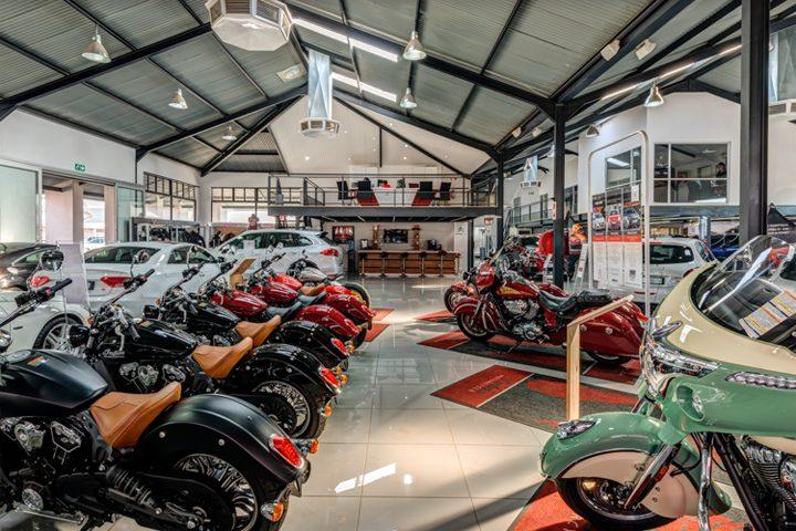 187 Cardinals Motor Corporation Vehicle Showroom By Creative