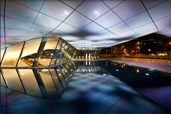 Etihad Museum Dubai U A E