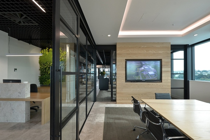 Euroclass Design Build Office By Yellow 6 Auckland New Zealand