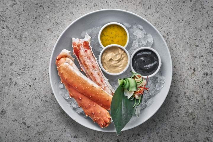 Fancy Crab Restaurant By Designlsm London Uk 187 Retail