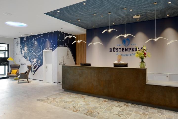 hotel k stenperle by seel bobsin partner b sum germany. Black Bedroom Furniture Sets. Home Design Ideas