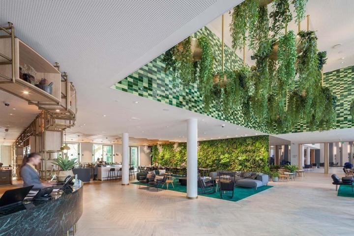 Hyatt Regency Hotel Amsterdam by van Dongen-Koschuch, Amsterdam ...