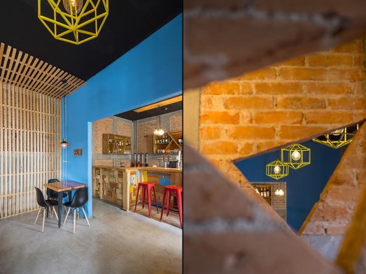 Impar restaurant by esny martin design san josé costa
