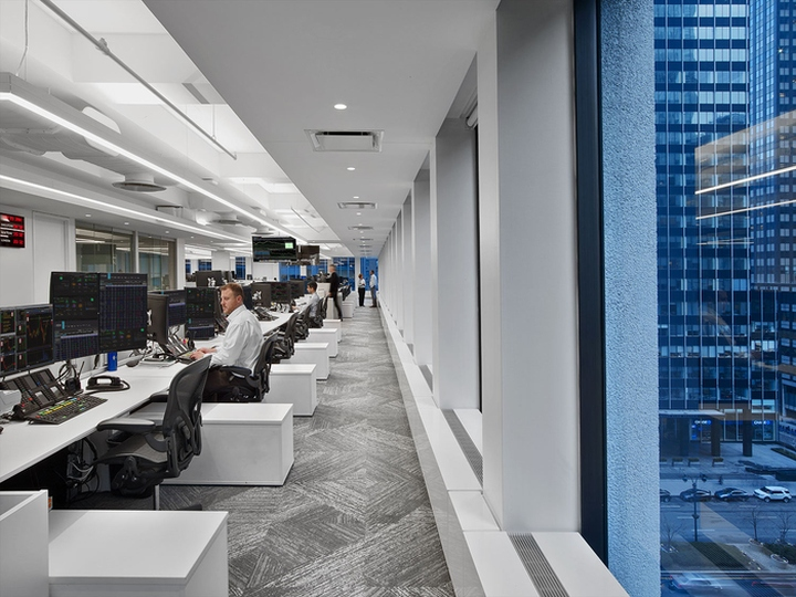 Investment firm office by tpg architecture new york city for Design strategy firms nyc