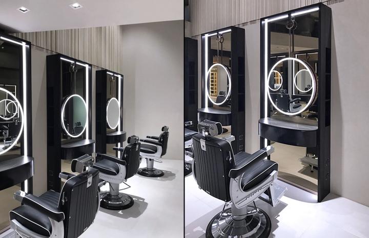 Mrs B Salon By Pallavi Dean Interiors Dubai UAE Retail