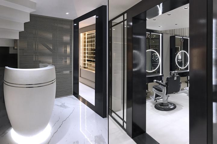Mrs B Salon By Pallavi Dean Interiors Dubai U A E