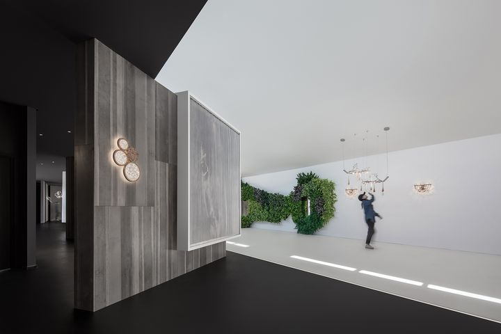 187 Portugal Serip Lighting Exhibition Hall By Cun Design