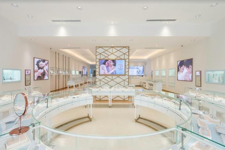 Precita Jewellery Boutique By Stefano Tordiglione Design Ho Chi Minh City Vietnam