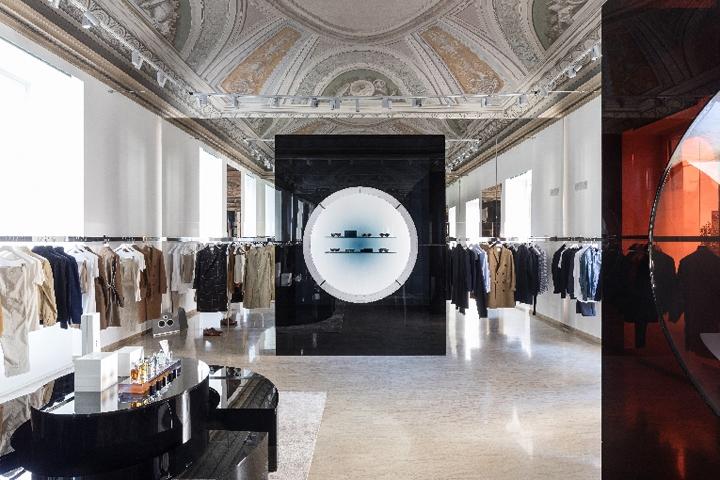 Marvelous Salle priv e showroom Milan u Italy