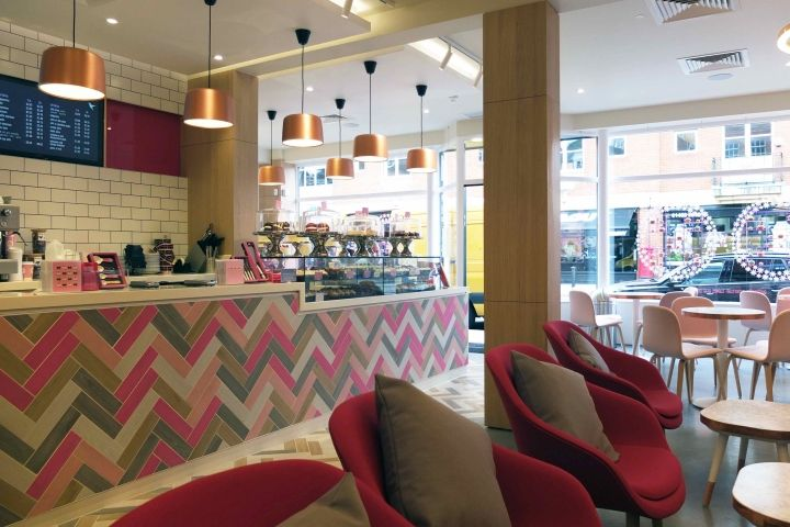 The Hummingbird Bakerys Seventh Uk Branch By Rpagroup Guildford