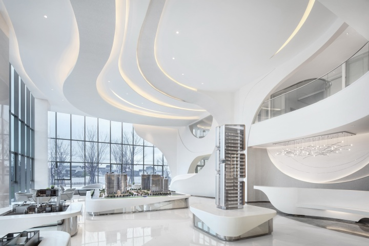 187 Yongjia Sales Center By Pal Design Group Wenzhou China