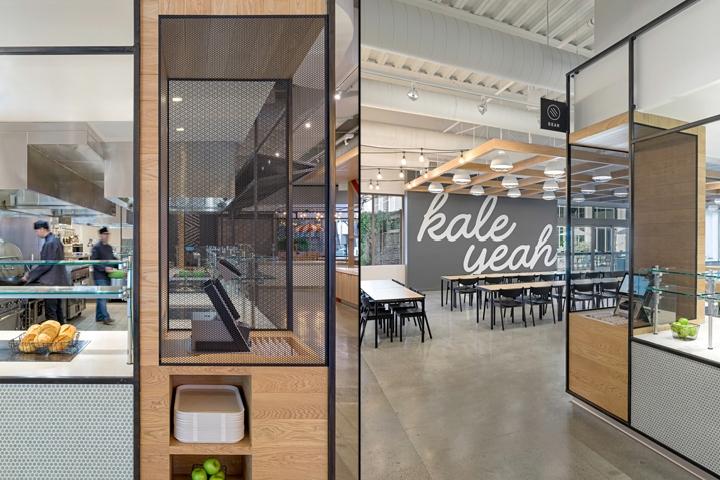 Ebay office Quirky Httpsofficesnapshotscom20170915ebayofficecafeteriasanjose Ivchic Ebay Office Cafeteria By Gensler San Jose California