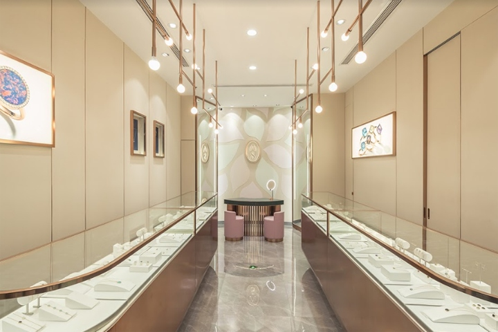 Anna Skye Jewelry Boutique By Alldesign Beijing China