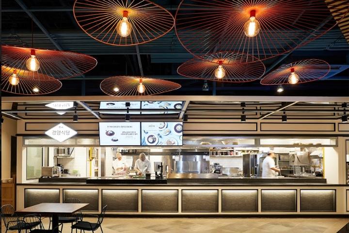 首尔CJ Foodworld美食中心设计
